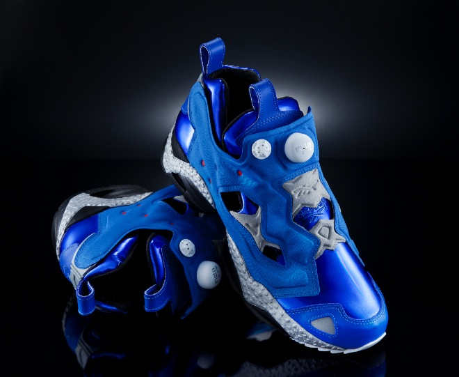"Reebok Insta Pump Fury X Ghost In The Shell ""Tachikoma"" Pumpmylife"