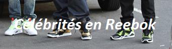 Célébrités en Reebok Pumpmylife Swizz Beatz Rick Ross