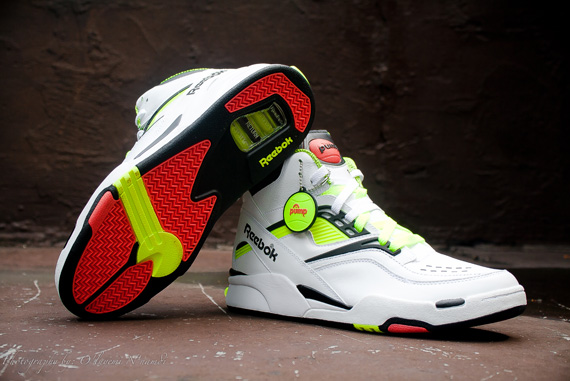 sneakers reebok pump