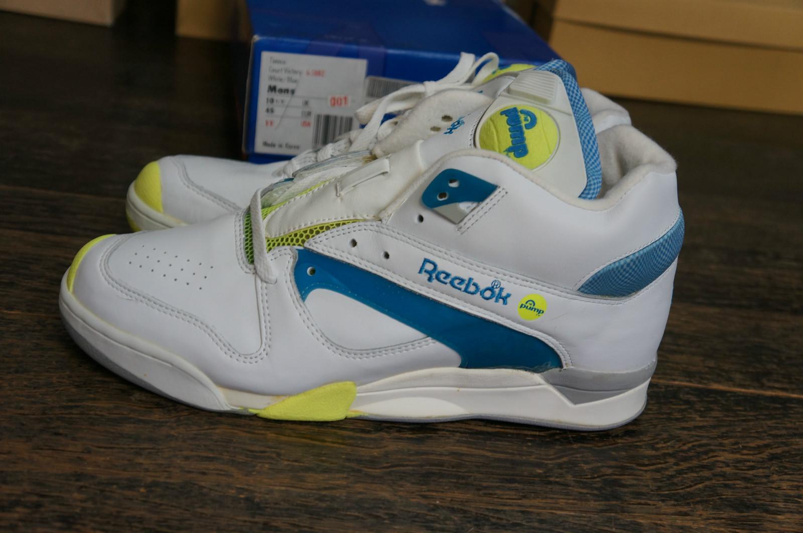 Pompe Reebok Tennis De Ebay azNAD