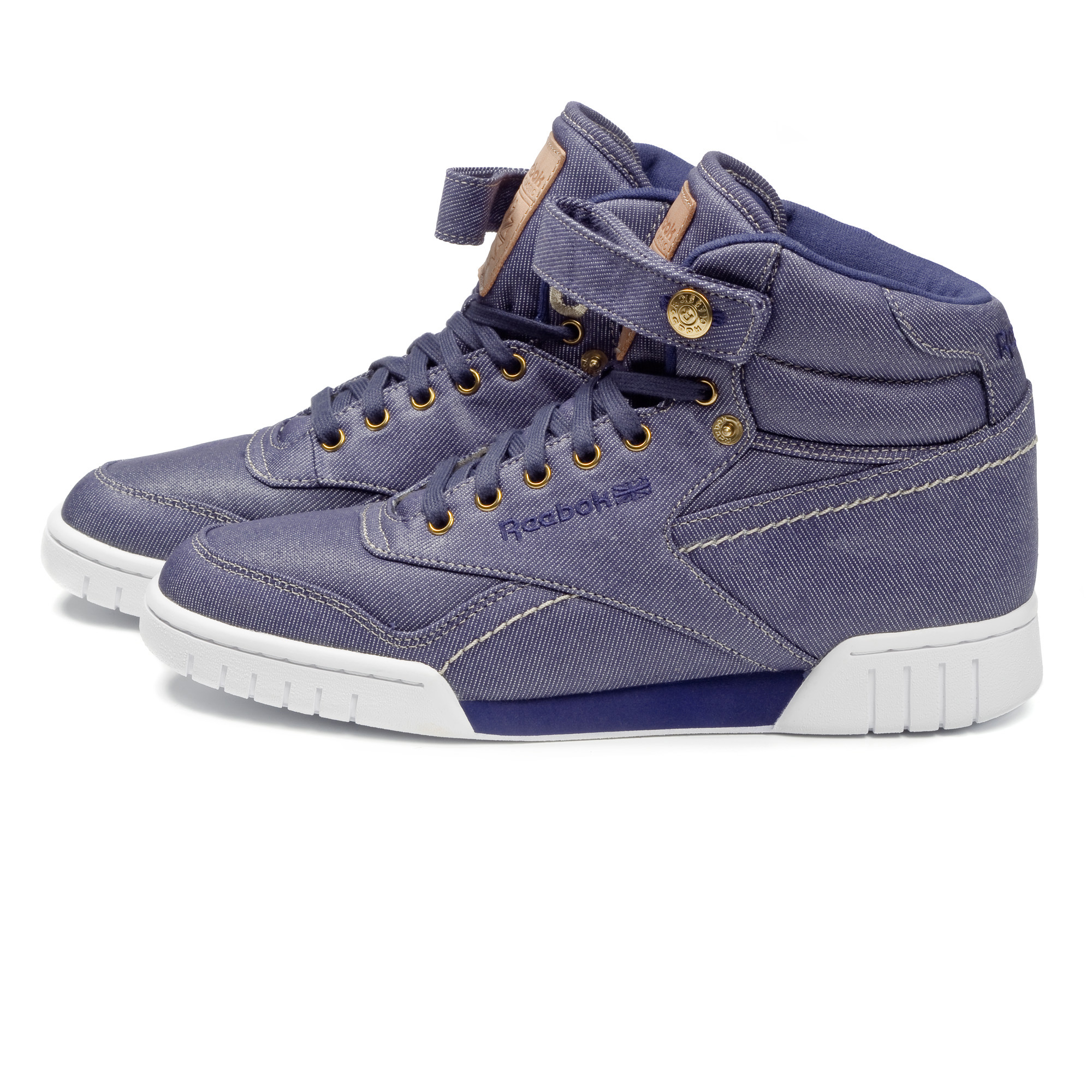 Reebok Ex-O-Fit Denim Disponible sur Reebok.fr  0c9686de7a89