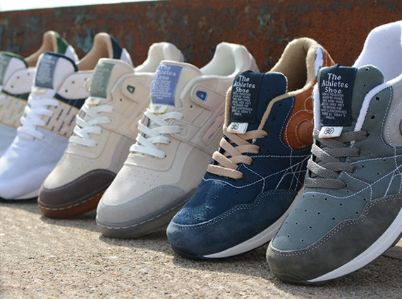 garbstore x reebok classics outside in collection pumpmylife