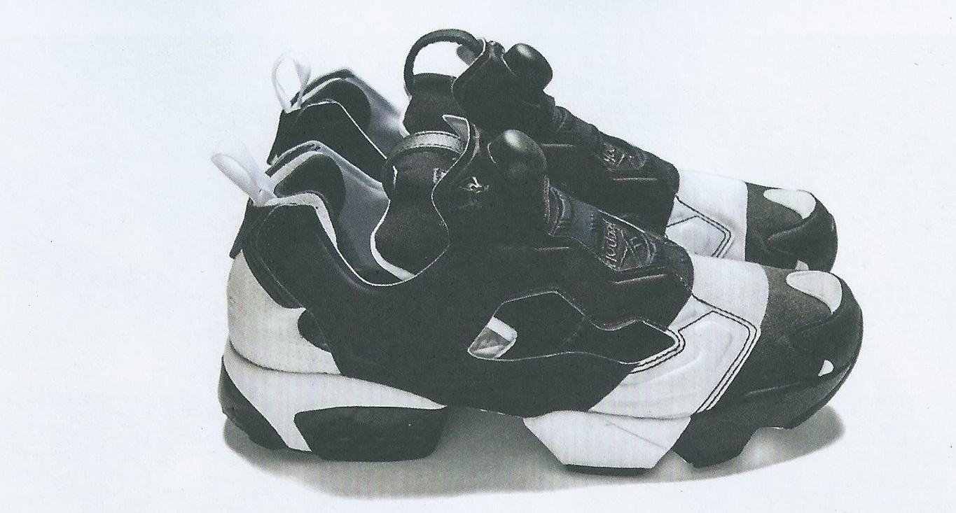 la reebok insta pump fury f tent ses 20 ans. Black Bedroom Furniture Sets. Home Design Ideas