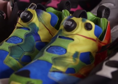 Reebok Insta Pump Fury x Crooked Tongue-2