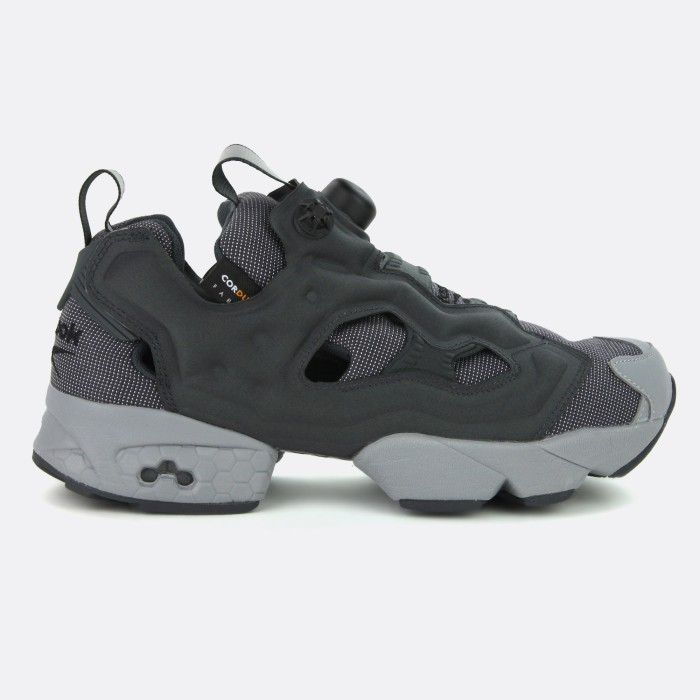 instapump-fury-cord-gravel-black-flat-grey