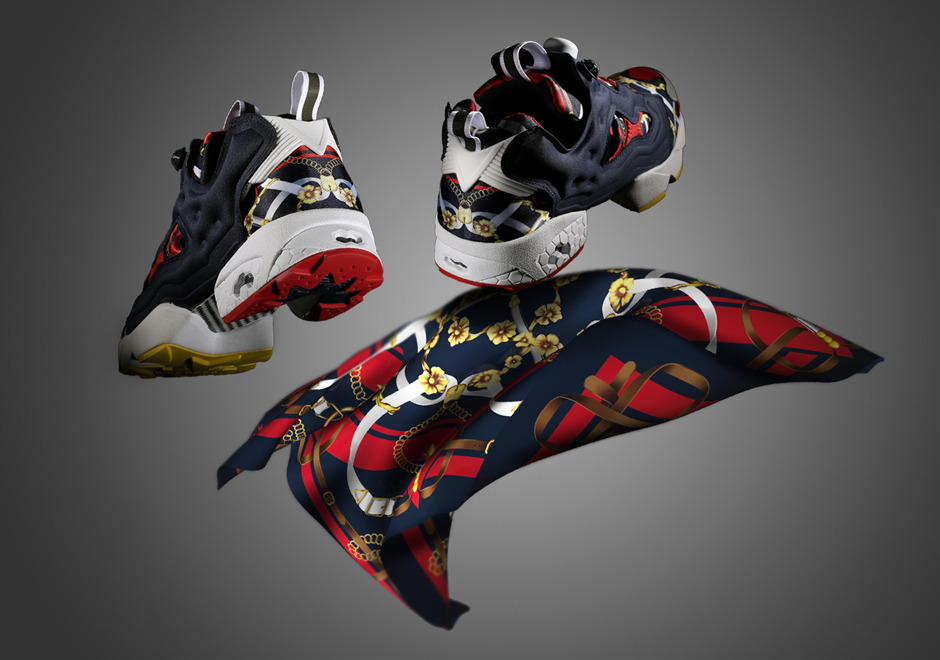 invincible reebok insta pump fury luxury scarf 5